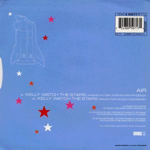 Kelly Watch the Stars back cover